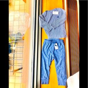 NWT Baby Gap First Favorites Shirt+Pants Outfit!